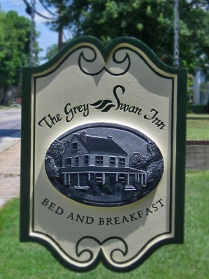 Grey swan sign