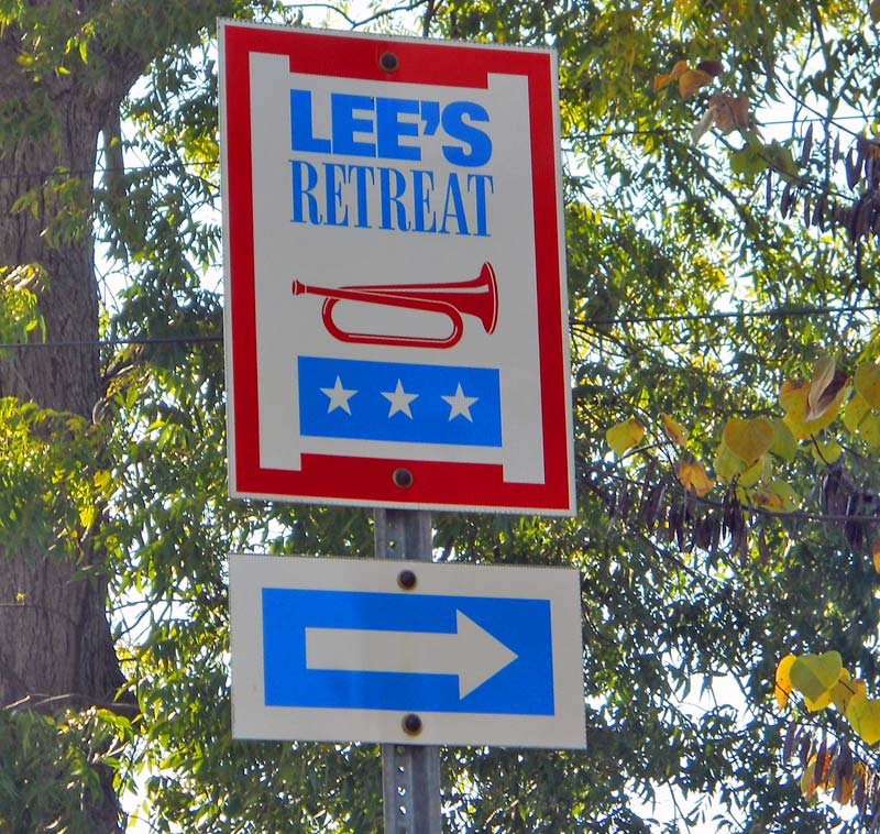 Lee's Retreat