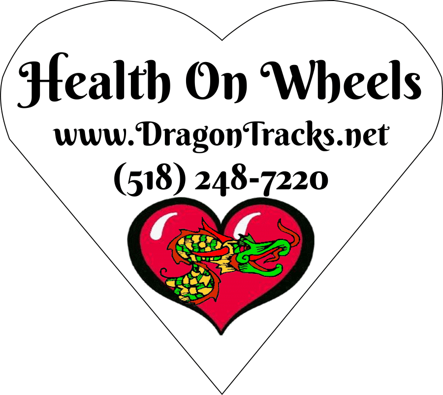 Health on Wheels logo